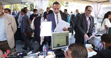 فوز أبو السعد والمراغى ويعقوب بعضوية مجلس إدارة البورصة