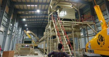 """""""قطاع الأعمال"""": استمرار أعمال تركيب المعدات الحديثة بـ3 محالج جديدة"""