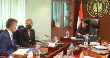 التعاون الدولى تناقش تحفيز مشاركة القطاع الخاص وزيادة استثماراته مع البنك الدولي