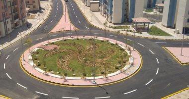 """الإسكان: الانتهاء من تنفيذ 1750 وحدة سكنية بـ""""سكن لكل المصريين  بمدينة 15 مايو"""