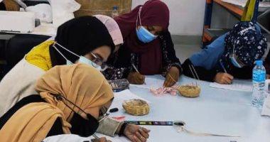 المتحف القومى للحضارة المصرية يواصل فعاليات التدريب الصيفى