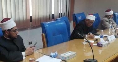 المركز الديموجرافي يعقد اجتماعا لوضع دليل تدريبي للقيادات الدينية على مستوى الجمهورية