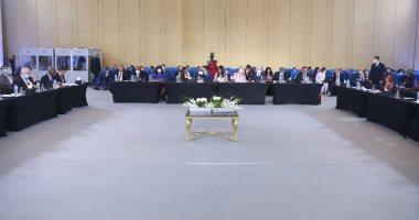 منتدى مصر للتعاون الدولى يؤكد أهمية تعزيز البنية التحتية لتشجيع التجارة الإلكترونية