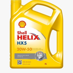 Shell Helix HX5 20W50