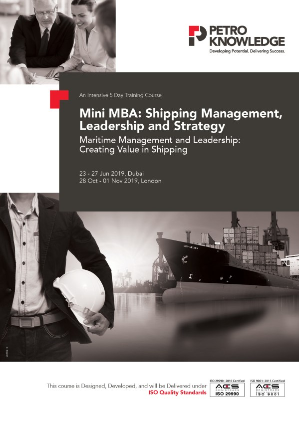 Mini MBA: Shipping Management, Leadership and Strategy ...