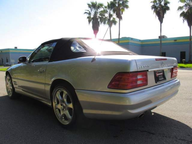 Mercedes-Benz SL Silver Arrow R129