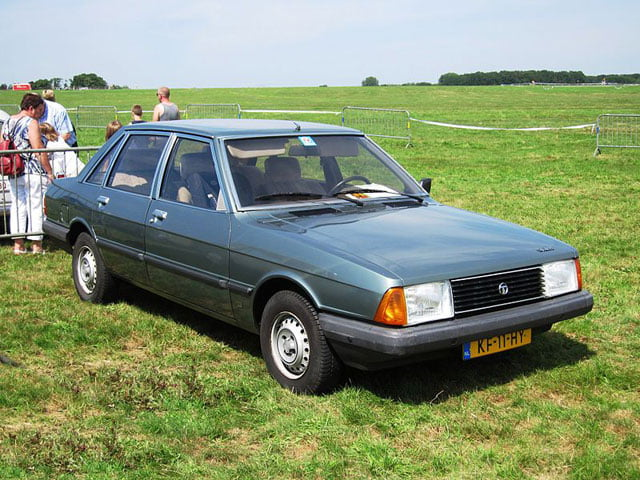 Whatever happened to the Talbot Solara?