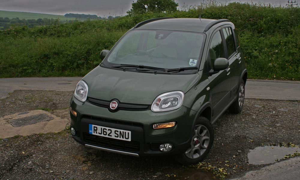 10 reasons why you need a Fiat Panda 4x4