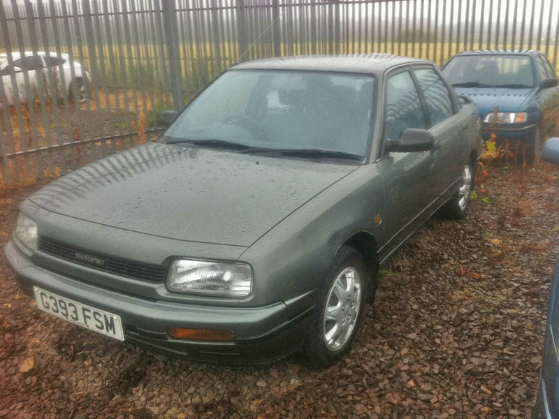 Daihatsu Applause for sale