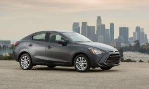Good lord it's the new Scion iA