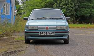 MG Maestro 1600 front