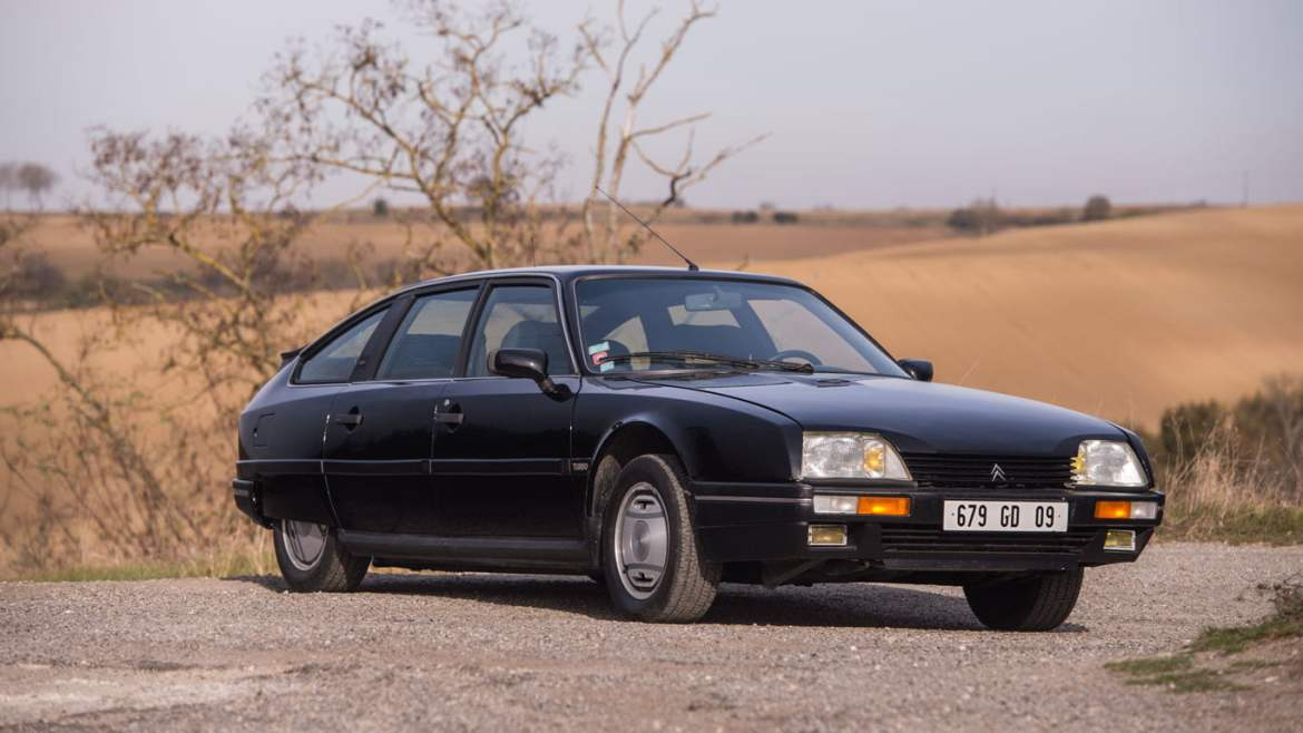 1988 Citroen CX GTi Turbo 2