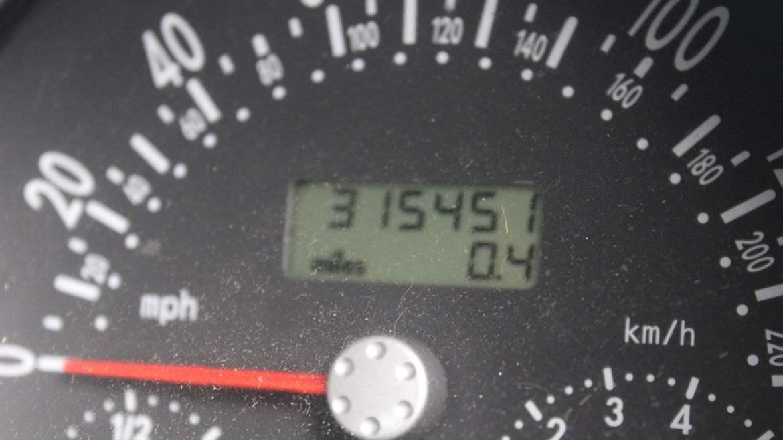 315000 miles on clock