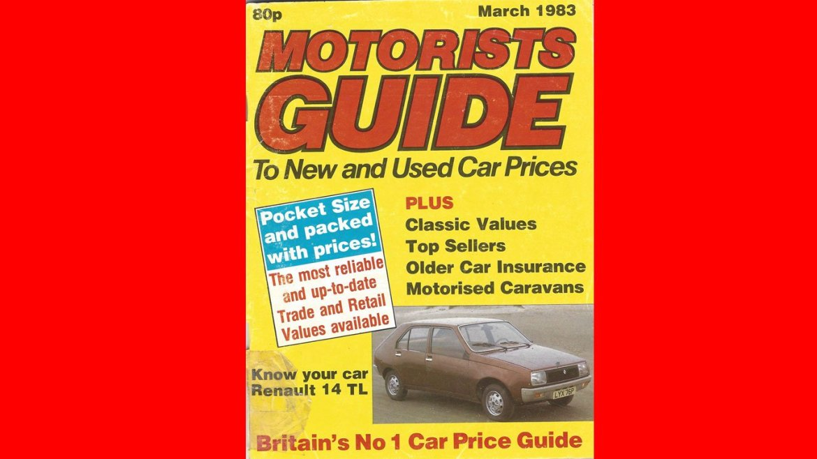 Motorists Guide March 1983
