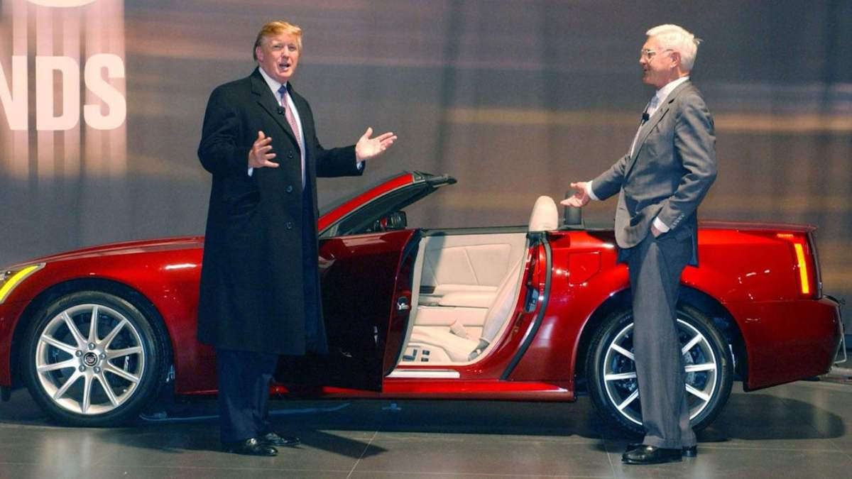 Donald Trump has ruined Twitter for car folk
