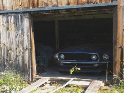American barn finds