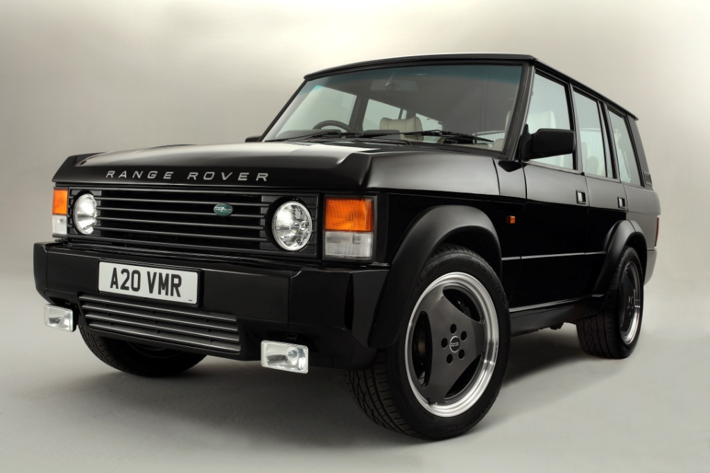 Range Rover Classic updated and upgraded