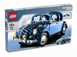 Lego car VW Beetle