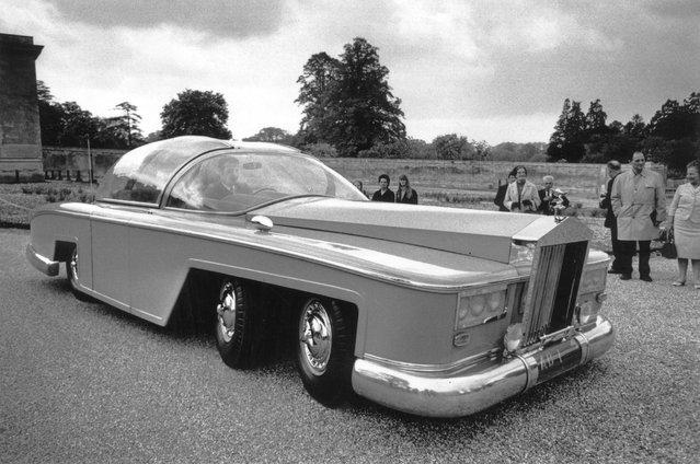 FAB 1 Rolls Royce Full Size Replica