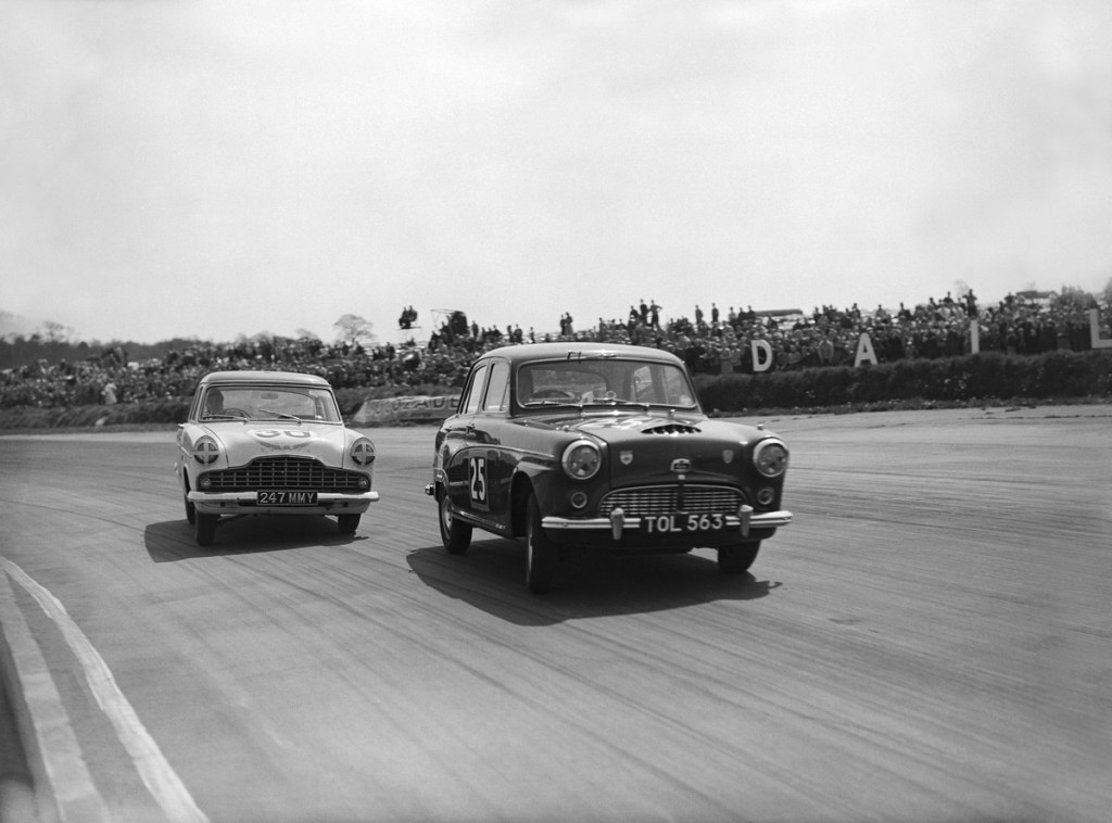 1958 British Saloon Car Championship.