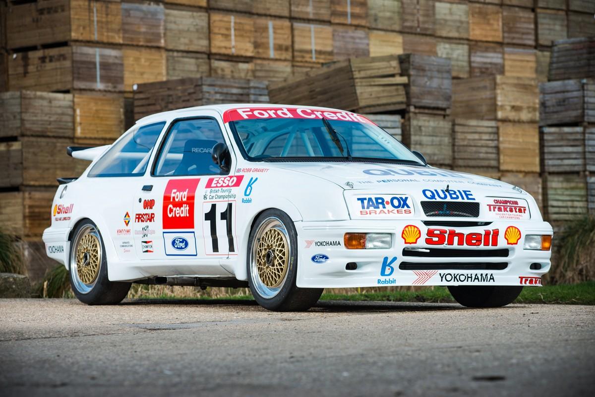 1990 BTCC Championship winning Ford Sierra Cosworth RS500