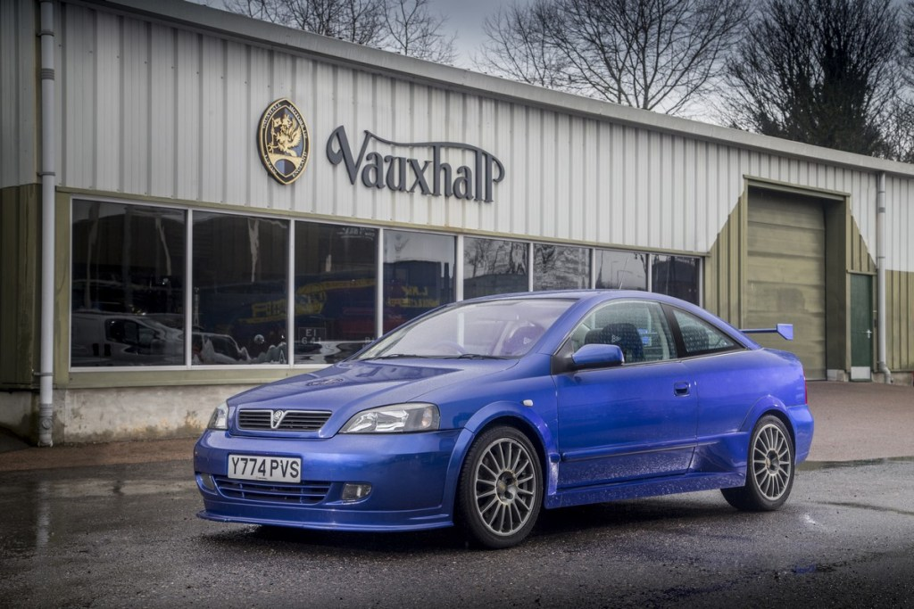 Vauxhall Astra 888
