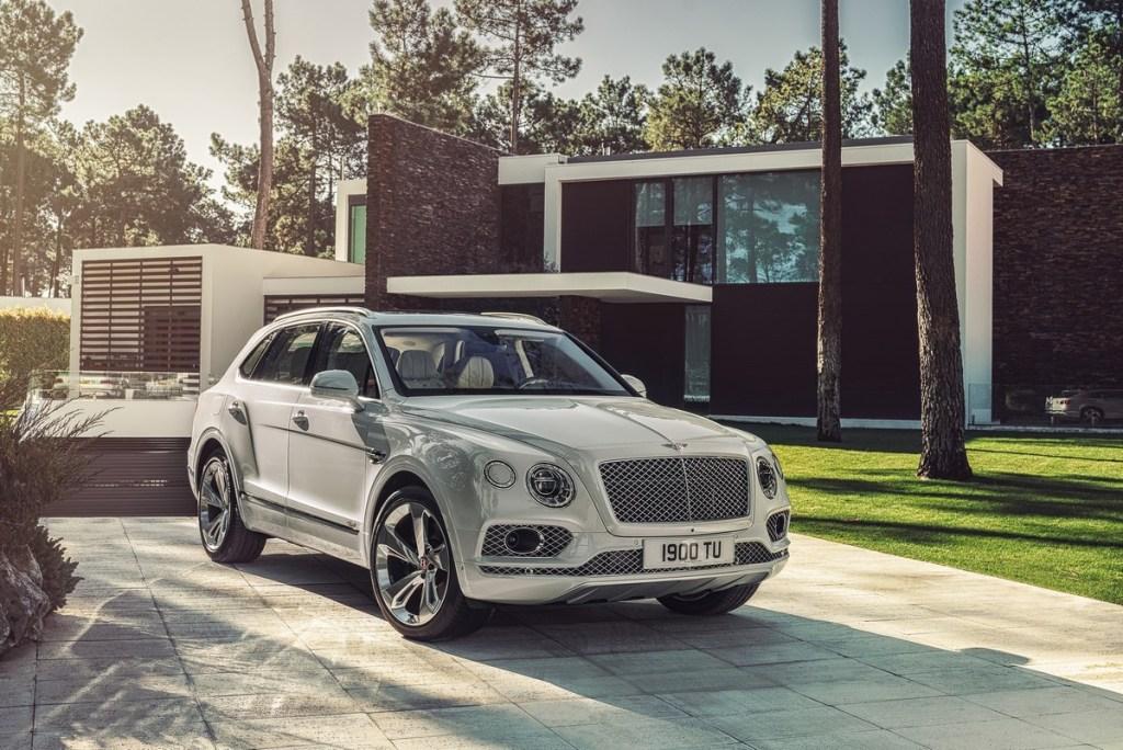 2018 Bentley Bentayga Hybrid