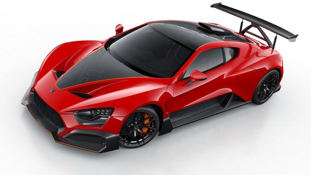 2018 Zenvo TSR-S