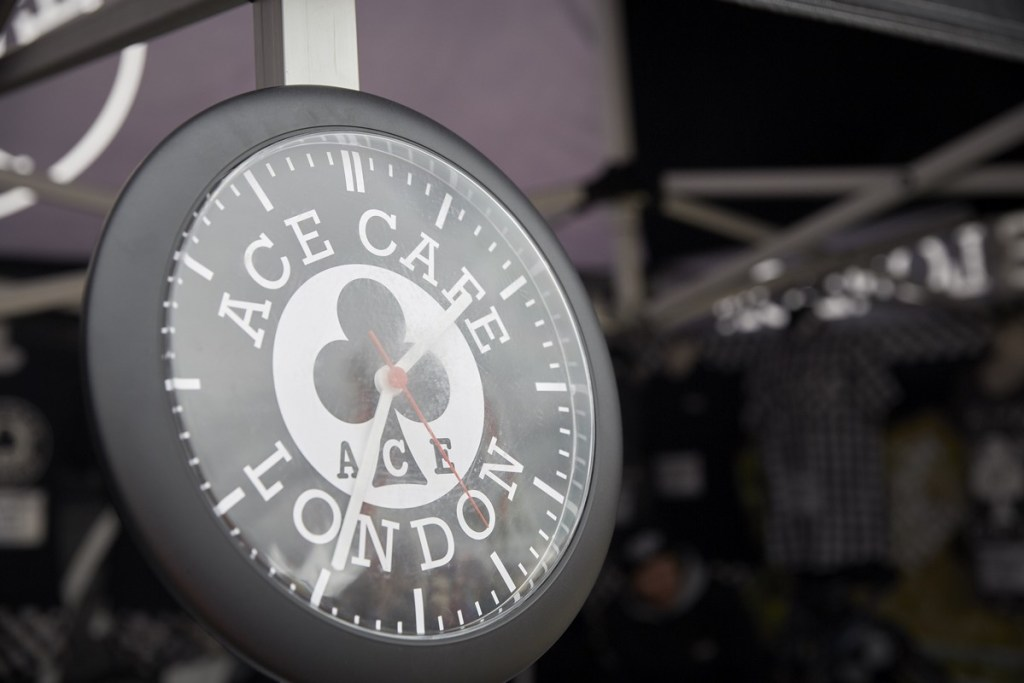 Ace Cafe will be celebrating its 80th birthday at this summer's Silverstone Classic