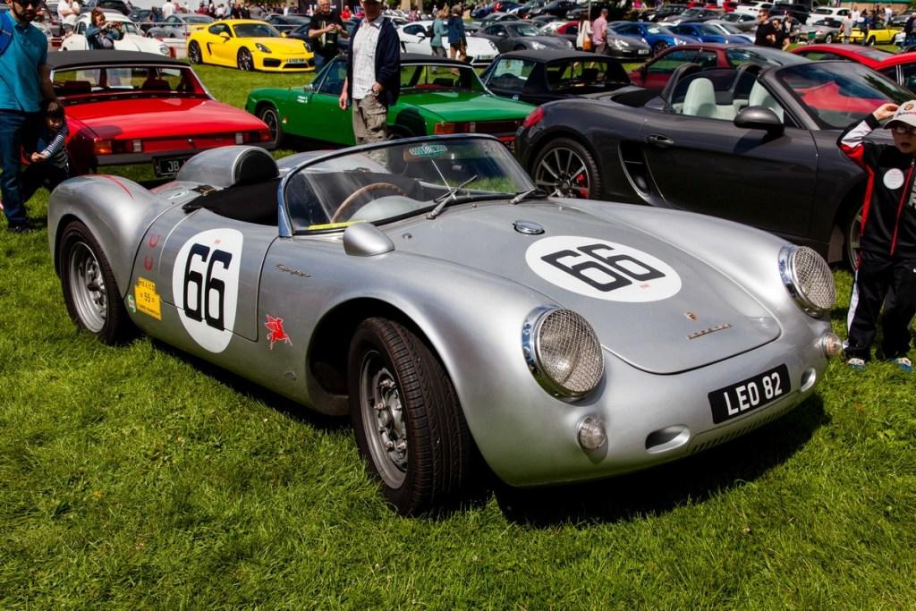 Beaulieu'sSimply Porsche 2018