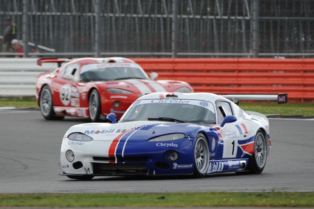 Dusk races will salute Daytona at the 2018 Silverstone Classic