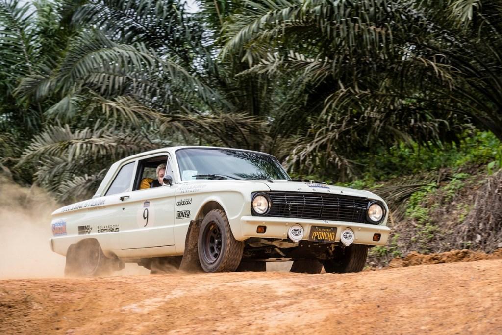 Ford Falcon in ERA's road to Saigon