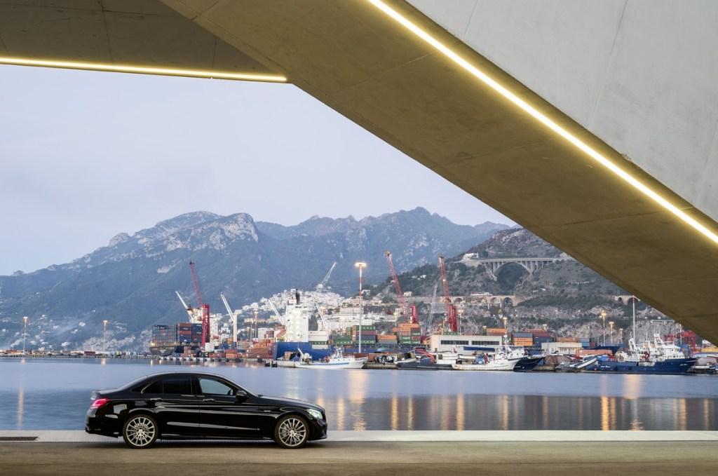 2018 Mercedes-AMG C43