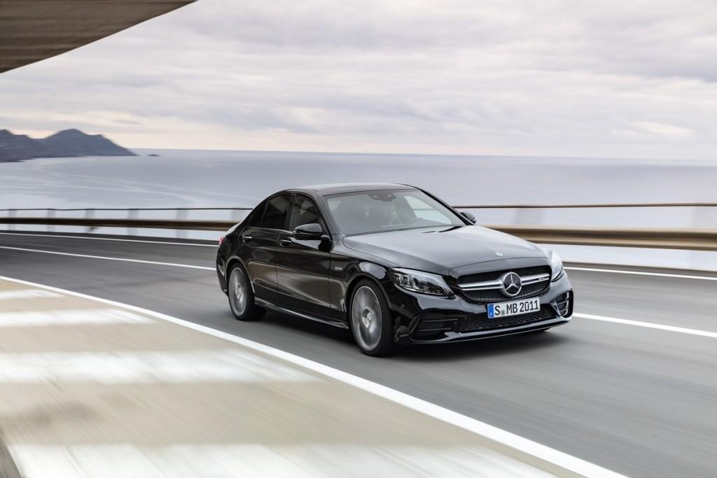 2018 Mercedes AMG C43
