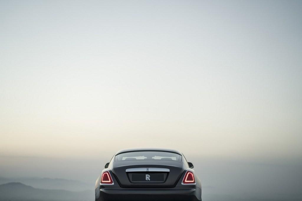 Rolls Royce Wraith Luminary Collection