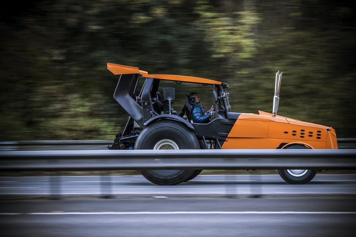 Top Gear Track-Tor