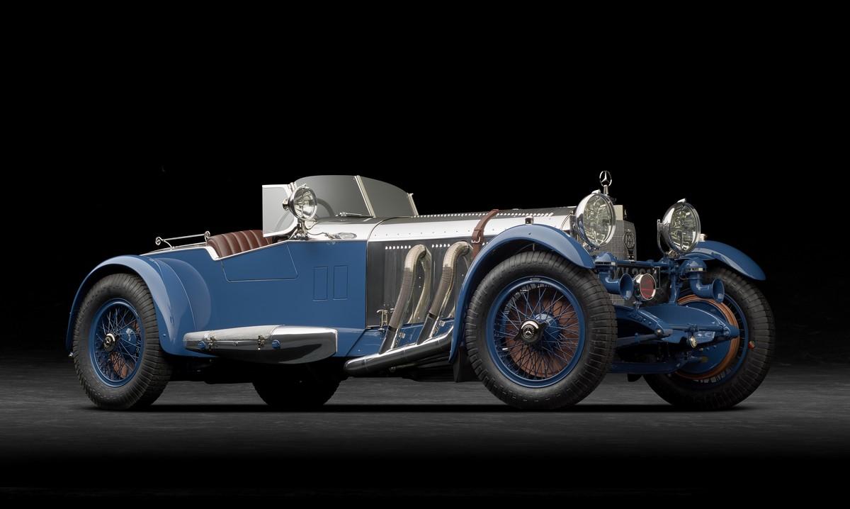 1928 Mercedes-Benz S