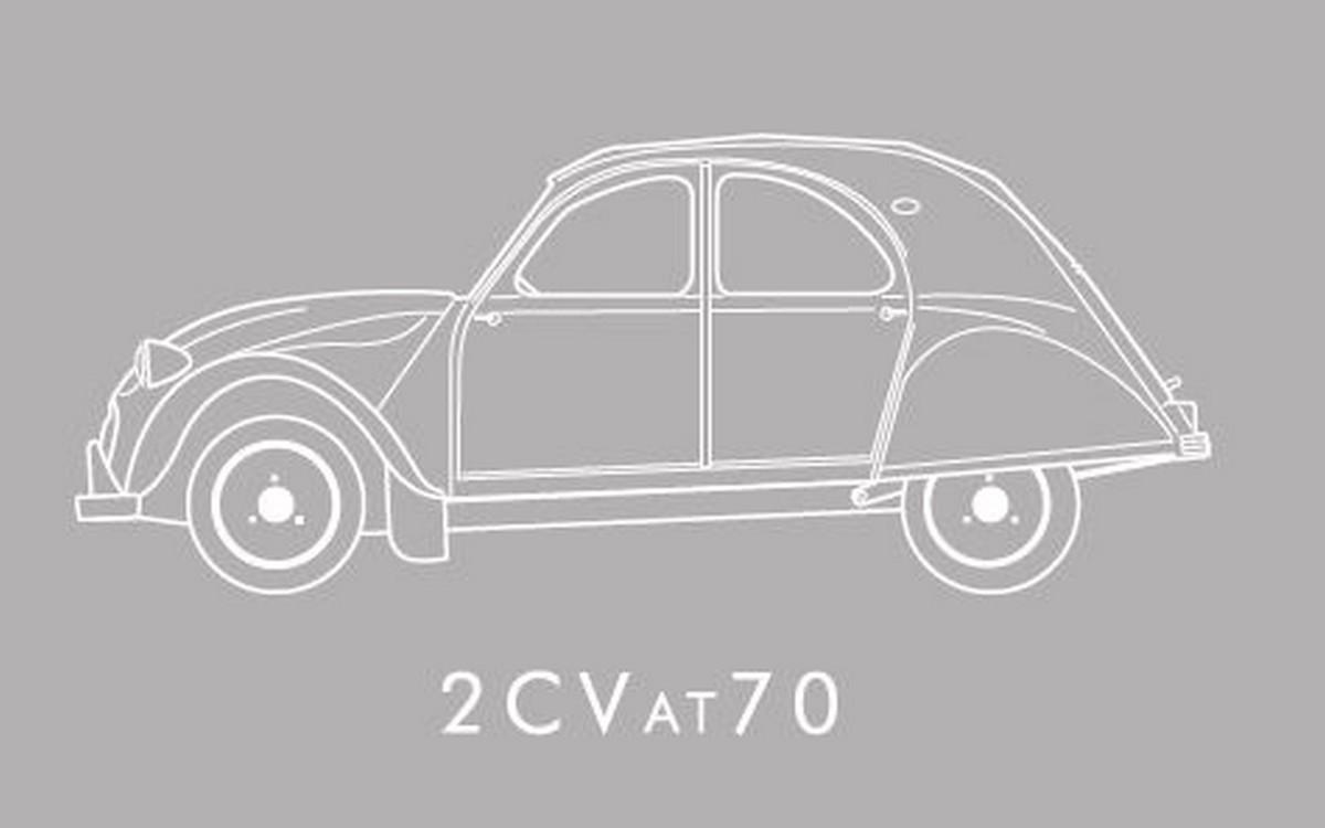 2CV at 70