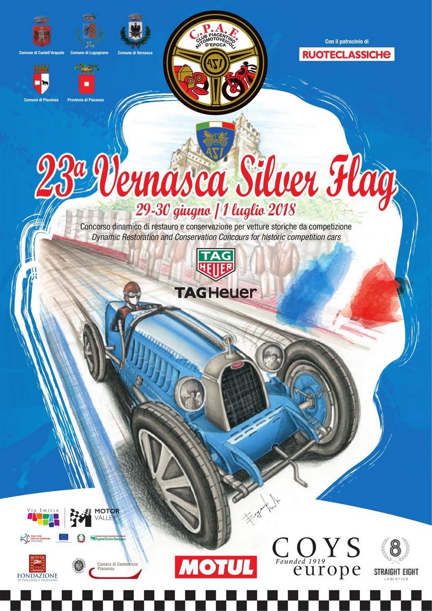 Vernasca Silver Flag 2018