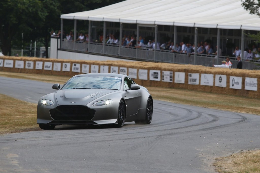 Aston Martin Vantage V12 V600 - Goodwood Festival of Speed 2018