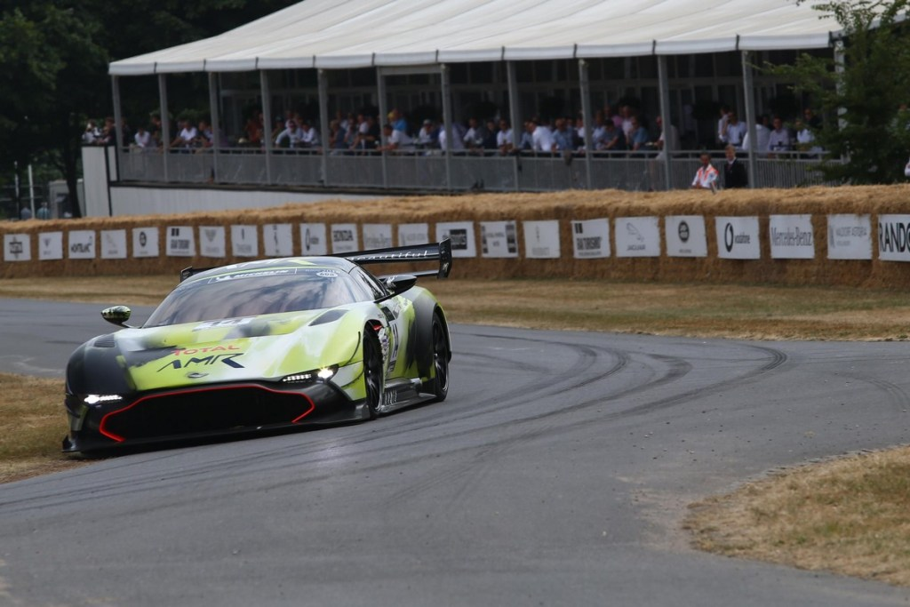 Aston Martin Vulcan AMR - Goodwood Festival of Speed 2018