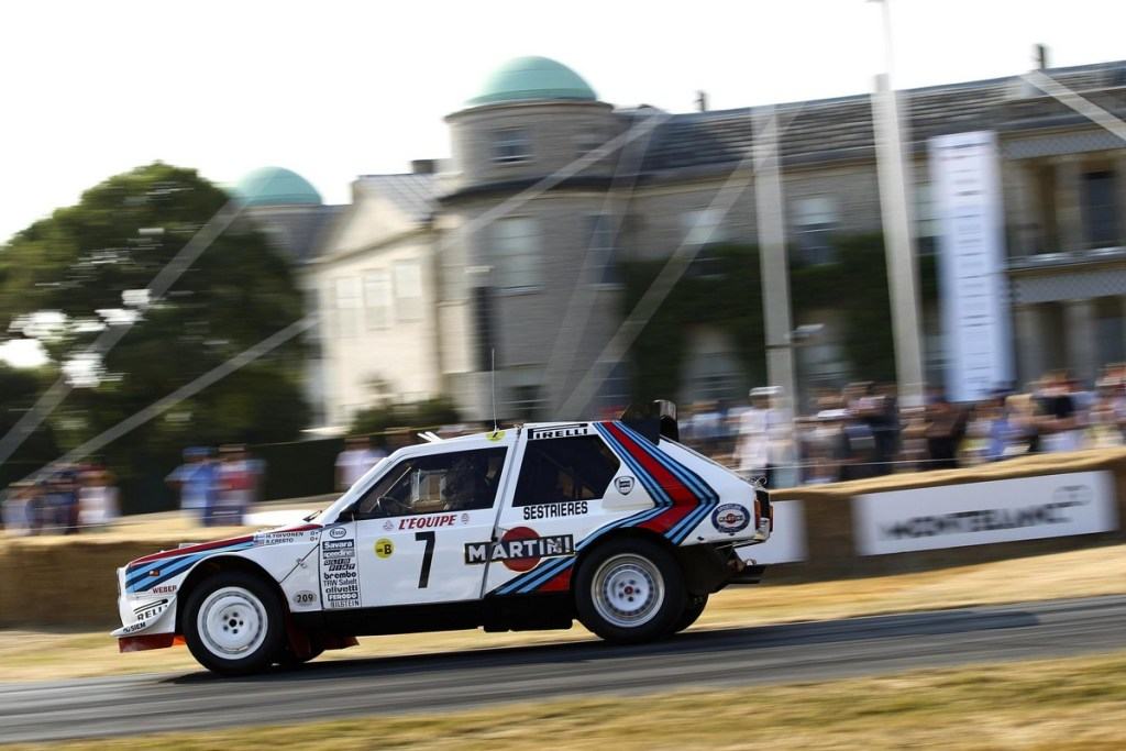 Lancia Delta S4 - Goodwood Festival of Speed 2018