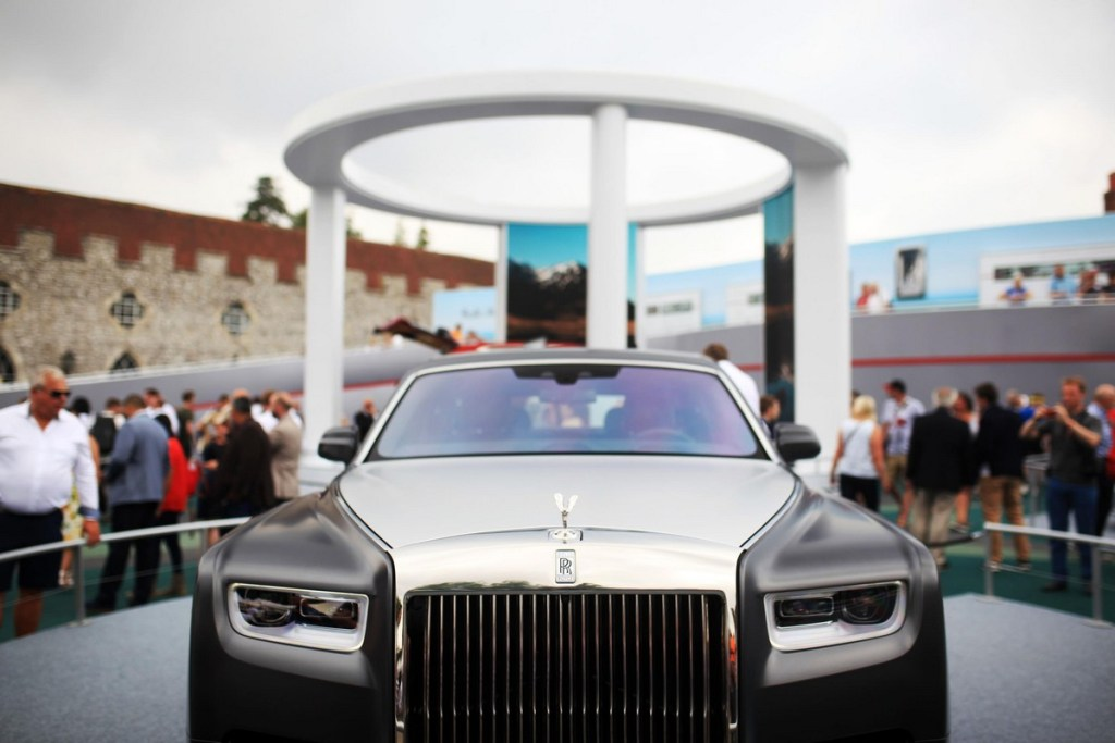 Rolls Royce at the Goodwood Festival of Speed 2018