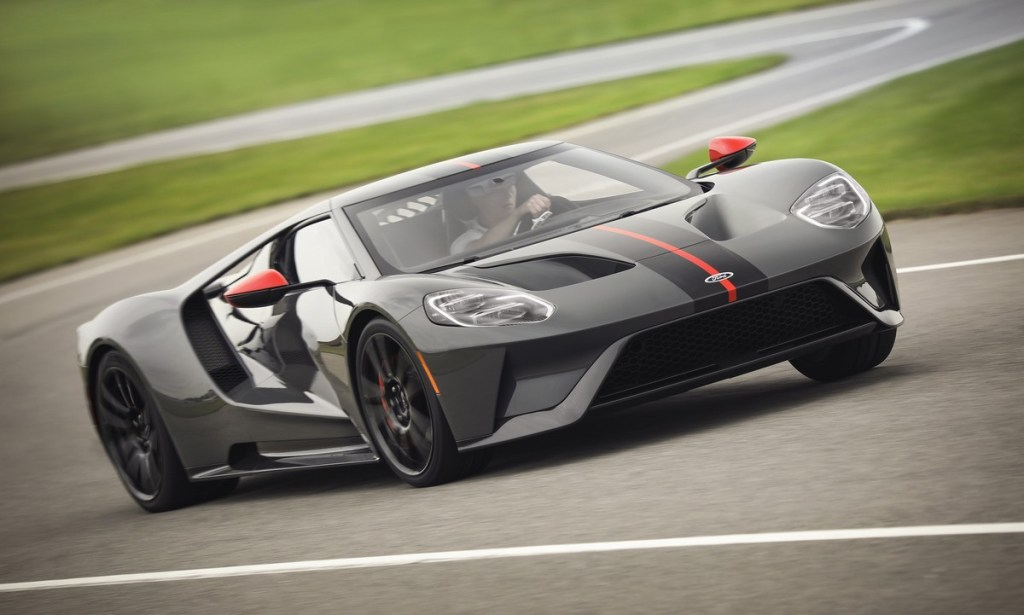2019 Ford GT Carbon Series