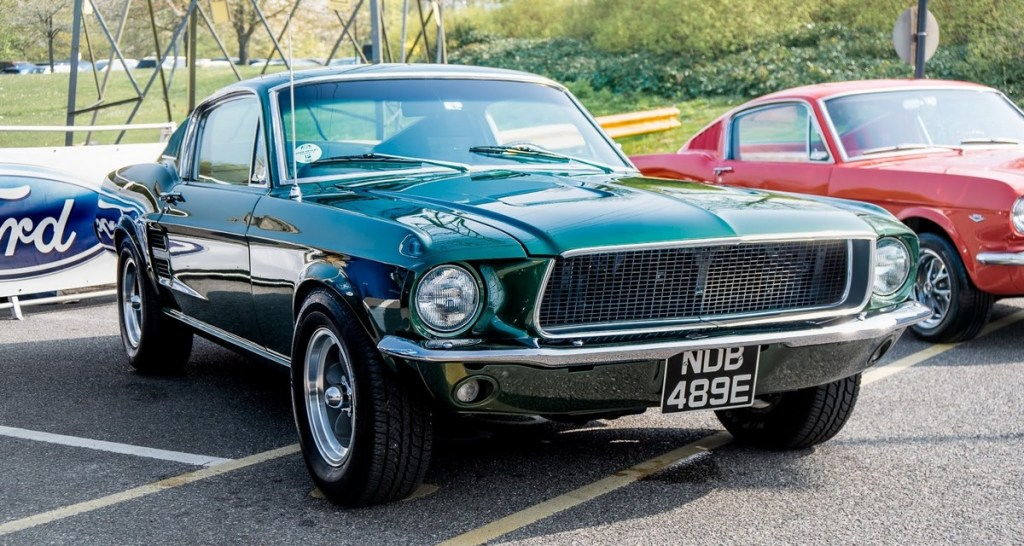 Mustang Celebrates 55th Birthday