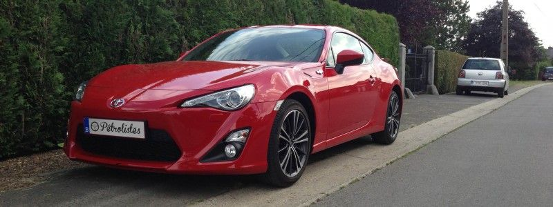 GT86 front