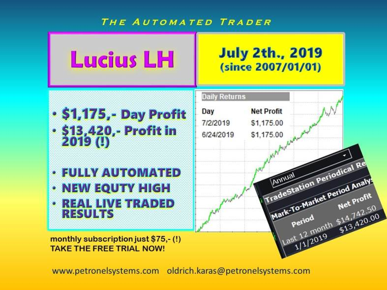 Petronel Systems | Automated Trading Systems with Terrific