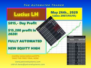 Lucius LH Winning Automated System