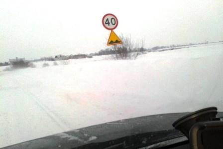 Śnieg Zaspa (3)