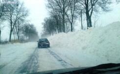 Śnieg Zaspa (8)